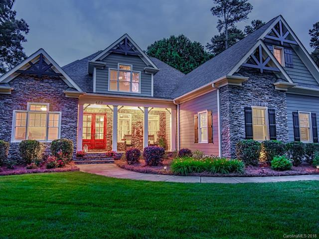 400 Agnew Road, Mooresville, NC 28117 (#3395358) :: Odell Realty Group
