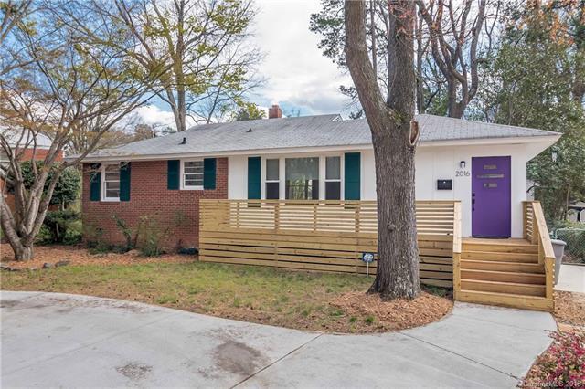 2016 Dalehurst Drive, Charlotte, NC 28205 (#3395409) :: Stephen Cooley Real Estate Group