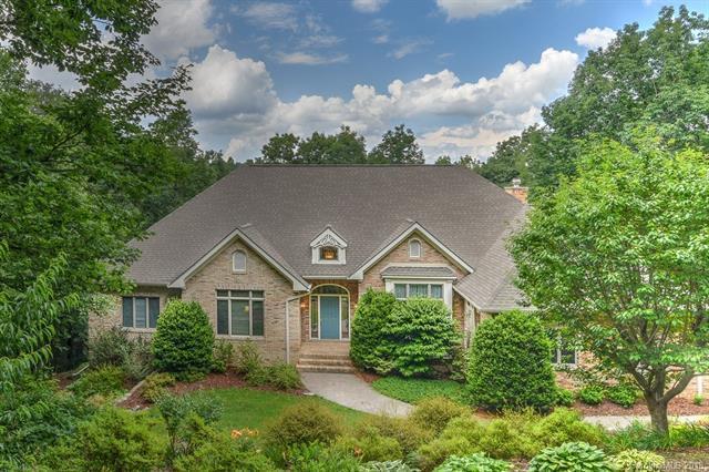 105 Beckwood Court, Flat Rock, NC 28731 (#3395422) :: Caulder Realty and Land Co.