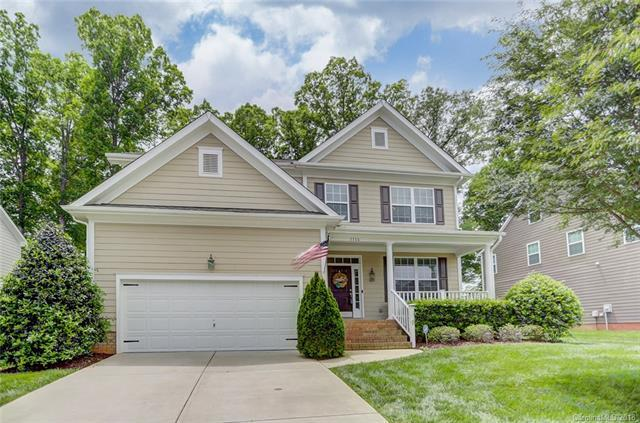 1116 Brough Hall Drive, Waxhaw, NC 28173 (#3395460) :: Leigh Brown and Associates with RE/MAX Executive Realty