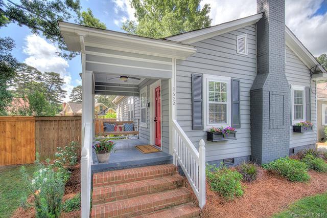 3622 Oakwood Avenue, Charlotte, NC 28205 (#3395465) :: Team Southline