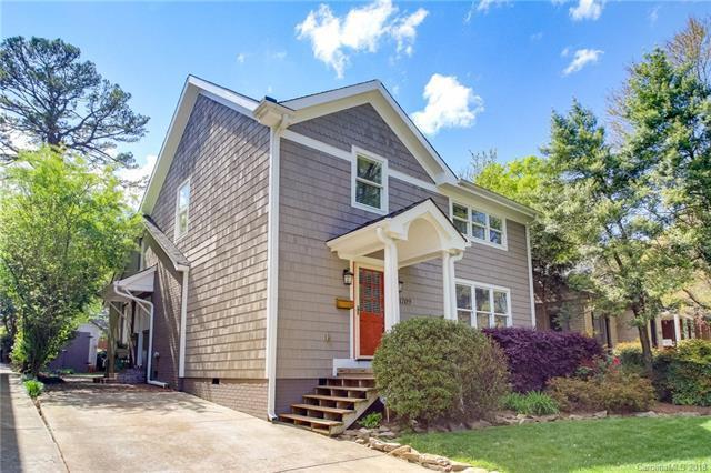 1709 Lombardy Circle, Charlotte, NC 28203 (#3395475) :: Robert Greene Real Estate, Inc.