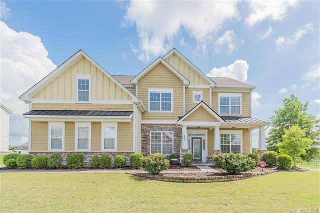 2002 Blue Range Road, Indian Trail, NC 28079 (#3395480) :: Odell Realty Group