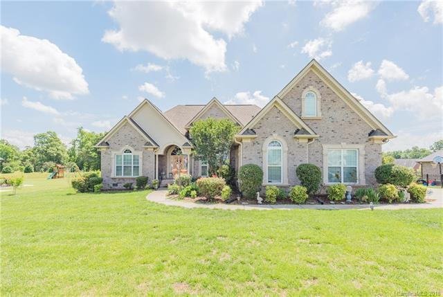 2825 Smith Field Drive, Monroe, NC 28110 (#3395515) :: The Ann Rudd Group