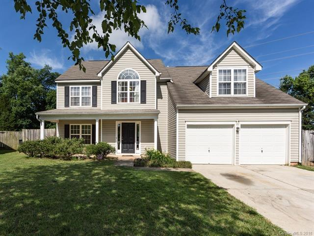 11002 Palestrina Road, Charlotte, NC 28215 (#3395528) :: Exit Mountain Realty