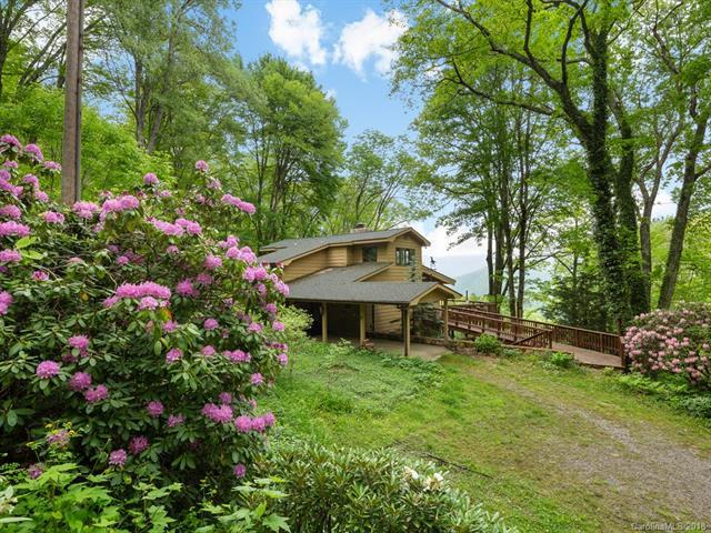 495 Pulsifer Lane, Maggie Valley, NC 28751 (#3395534) :: Odell Realty Group