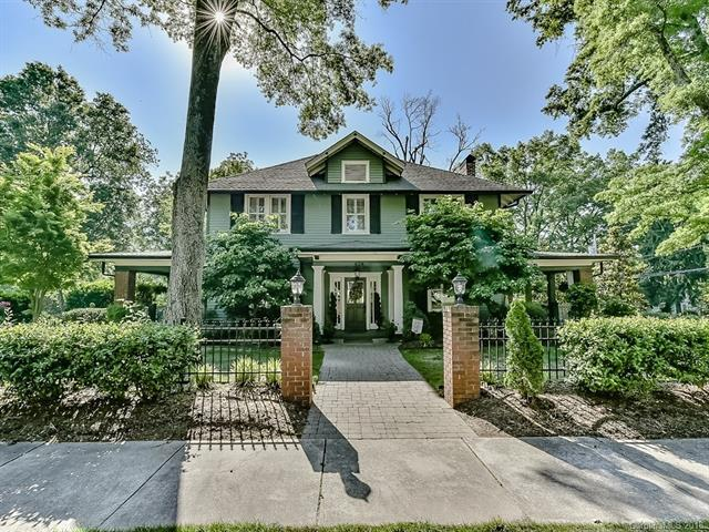 424 York Street, Gastonia, NC 28052 (#3395547) :: High Performance Real Estate Advisors