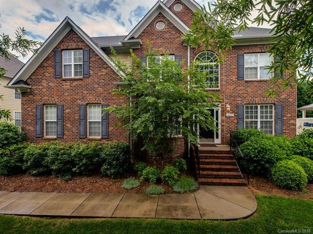 16402 Cardross Lane, Huntersville, NC 28078 (#3395605) :: Odell Realty Group