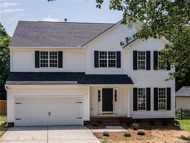 105 Summerwood Place #63, Waxhaw, NC 28173 (#3395725) :: Homes Charlotte