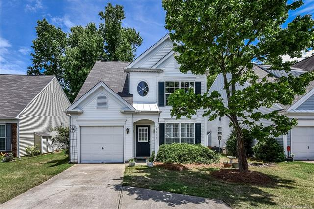 2019 Mckenzie Creek Drive, Charlotte, NC 28270 (#3395772) :: Odell Realty Group