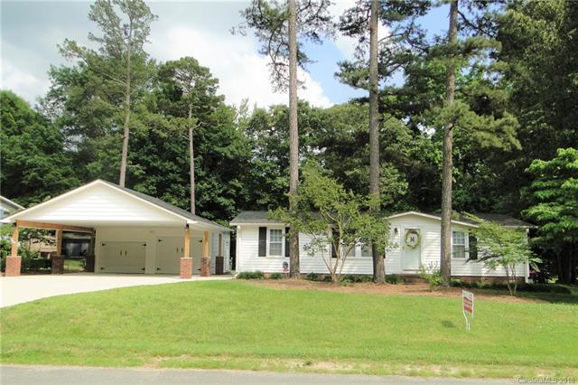 275 Oak Avenue, China Grove, NC 28023 (#3395950) :: High Performance Real Estate Advisors