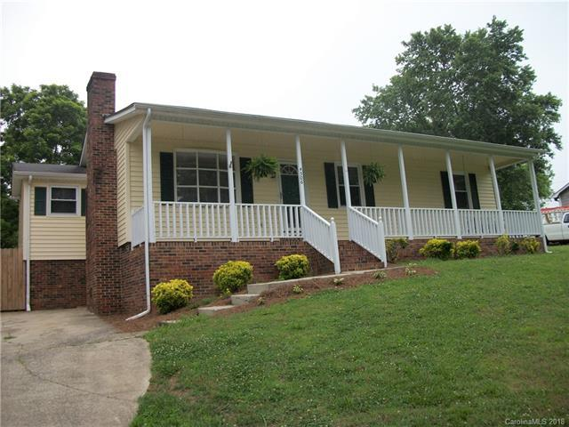 4506 Greenwood Drive #4, Gastonia, NC 28052 (#3395969) :: Odell Realty Group