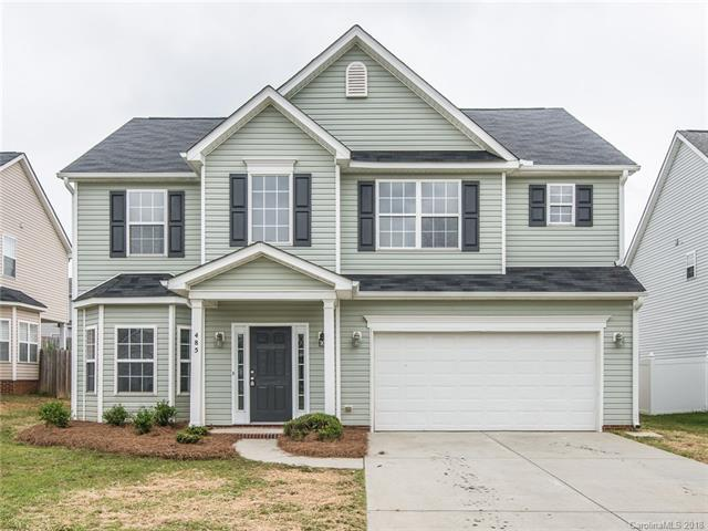 485 Clearwater Drive, Concord, NC 28027 (#3396003) :: The Sarah Moore Team