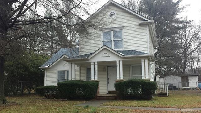 1121 Polk Street, Charlotte, NC 28206 (#3396110) :: The Beth Smith Shuey Team