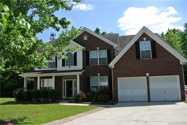 3014 Oconee Lane, Charlotte, NC 28213 (#3396121) :: Odell Realty Group