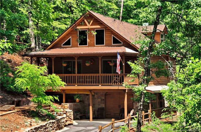 125 Falcon Way, Lake Lure, NC 28746 (#3396150) :: Puffer Properties