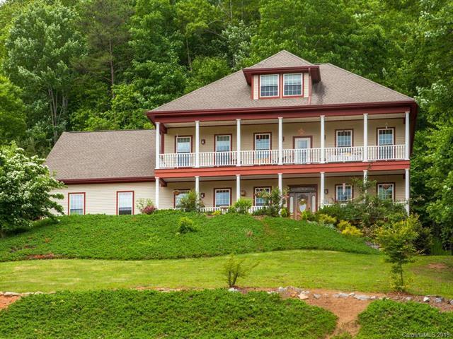 4 Rex Allen Lane, Candler, NC 28715 (#3396152) :: Stephen Cooley Real Estate Group