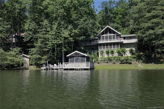 430 West Lake Drive, Lake Lure, NC 28746 (#3396179) :: RE/MAX Metrolina