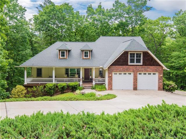44 Oak Hollow Drive, Asheville, NC 28805 (#3396181) :: Odell Realty