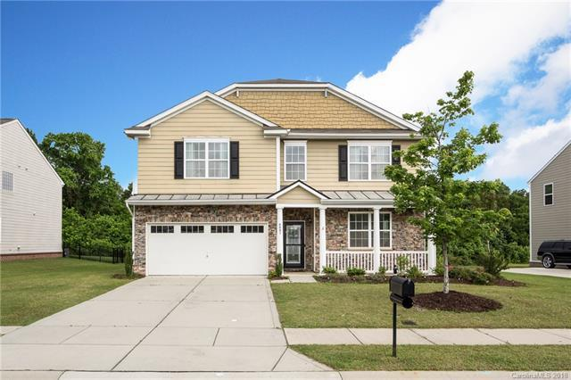 8007 Blue Stream Lane #41, Indian Trail, NC 28079 (#3396182) :: Odell Realty Group