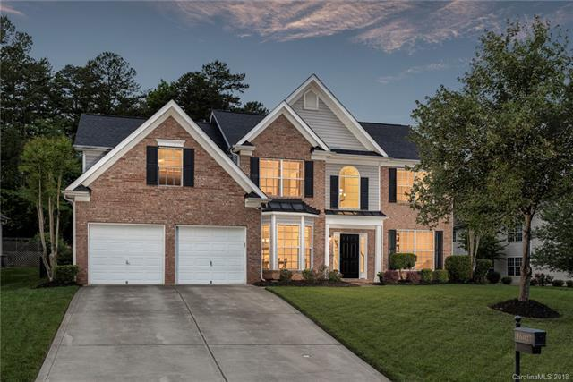 16027 Grafham Circle, Huntersville, NC 28078 (#3396286) :: Stephen Cooley Real Estate Group