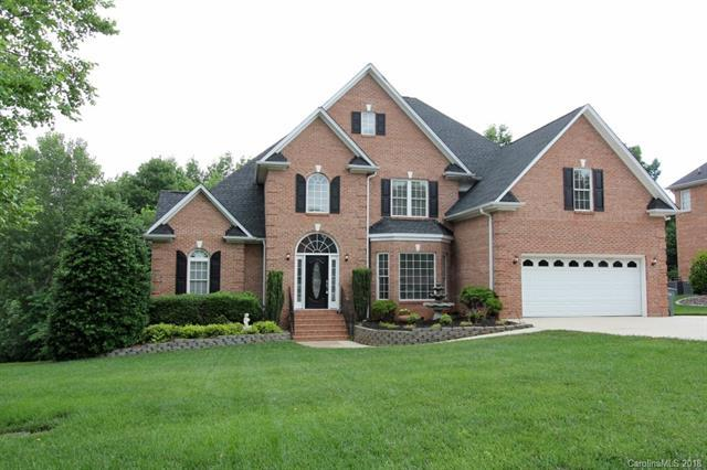 5070 Cramer Woods Drive, Gastonia, NC 28056 (#3396291) :: LePage Johnson Realty Group, LLC