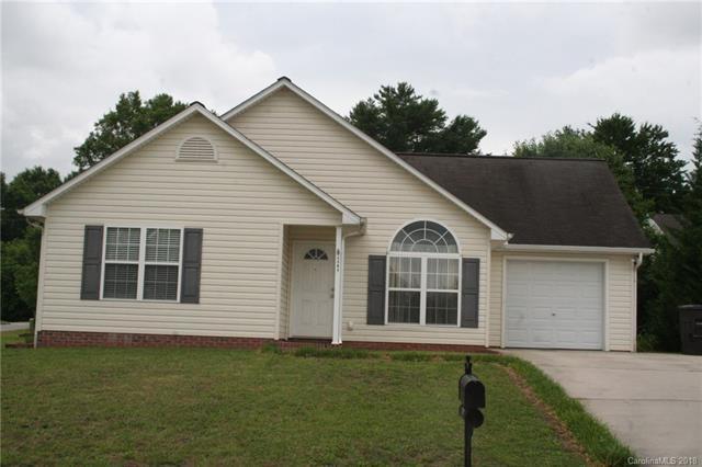 1701 Brookgreen Avenue, Statesville, NC 28677 (#3396393) :: Besecker Homes Team