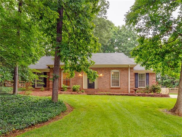 9226 Tree Haven Drive, Charlotte, NC 28270 (#3396399) :: Stephen Cooley Real Estate Group