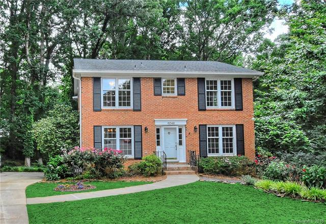 6246 Gothic Court, Charlotte, NC 28210 (#3396412) :: Exit Mountain Realty