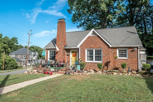 1768 Merriman Avenue, Charlotte, NC 28203 (#3396428) :: Odell Realty Group