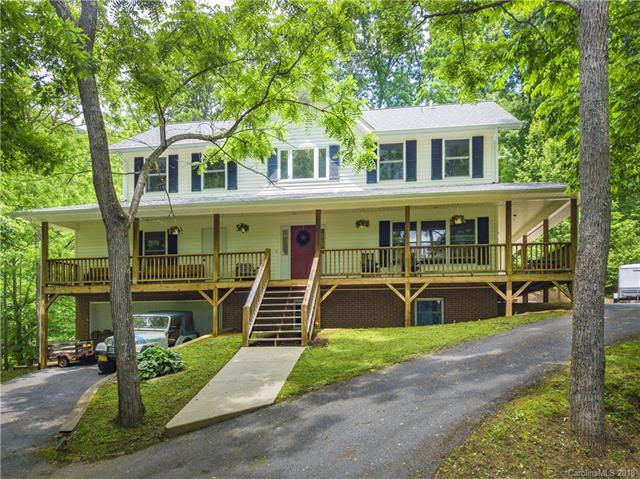 392 Lenwood Drive, Waynesville, NC 28785 (#3396474) :: LePage Johnson Realty Group, LLC