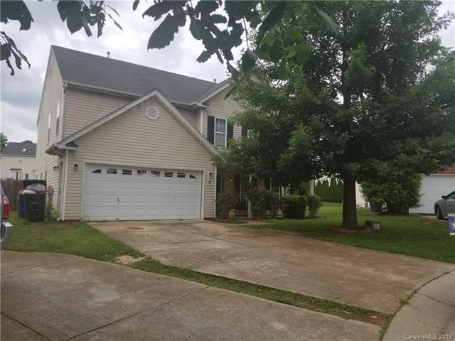 609 Castlefin Court #59, Statesville, NC 28625 (#3396616) :: Odell Realty Group