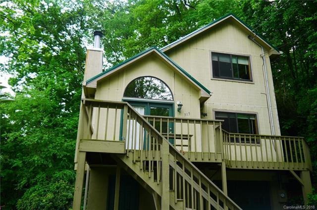 315 Dolan Road, Waynesville, NC 28786 (#3396620) :: Puffer Properties