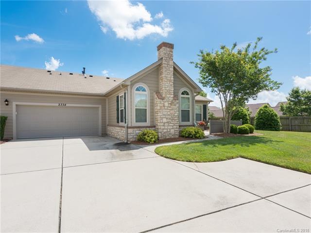 2338 Coltsview Lane, Matthews, NC 28105 (#3396631) :: High Performance Real Estate Advisors