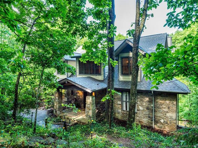 46 Wild Cherry Drive, Mills River, NC 28759 (#3396648) :: Odell Realty Group