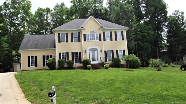 2730 Cotton Planter Lane, Charlotte, NC 28270 (#3396745) :: Odell Realty Group