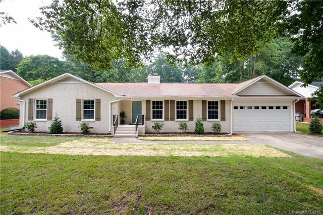 1132 Shady Bluff Drive, Charlotte, NC 28211 (#3396816) :: Stephen Cooley Real Estate Group