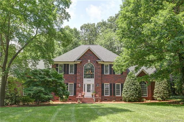 1209 Presson Farm Lane, Monroe, NC 28110 (#3396829) :: TeamHeidi®