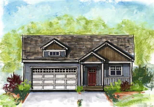 15 Woodbridge Park Drive #5, Asheville, NC 28803 (#3396895) :: Puffer Properties