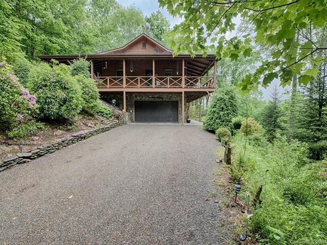 377 Sara Ridge Road, Waynesville, NC 28786 (#3396925) :: High Performance Real Estate Advisors