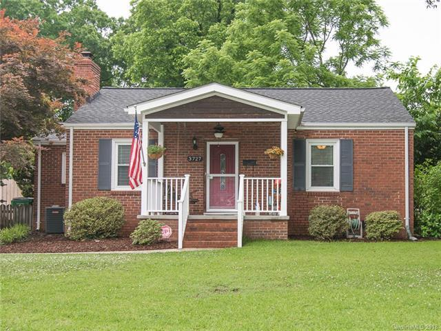 3727 Mcmillan Street, Charlotte, NC 28205 (#3397004) :: Stephen Cooley Real Estate Group