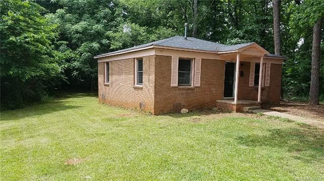 1629 Mcdonald Street #4, Charlotte, NC 28216 (#3397030) :: MECA Realty, LLC