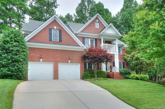13708 Chandlers Green Court, Huntersville, NC 28078 (#3397095) :: Stephen Cooley Real Estate Group