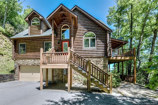 53 Kamama Trail, Maggie Valley, NC 28751 (#3397160) :: The Premier Team at RE/MAX Executive Realty