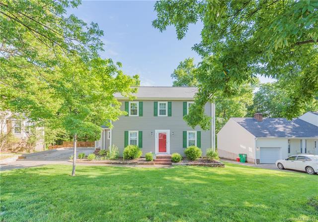 2342 Castlecomer Drive #48, Charlotte, NC 28262 (#3397271) :: Odell Realty Group