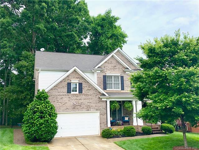143 Foxfield Park Drive #13, Mooresville, NC 28115 (#3397307) :: Stephen Cooley Real Estate Group