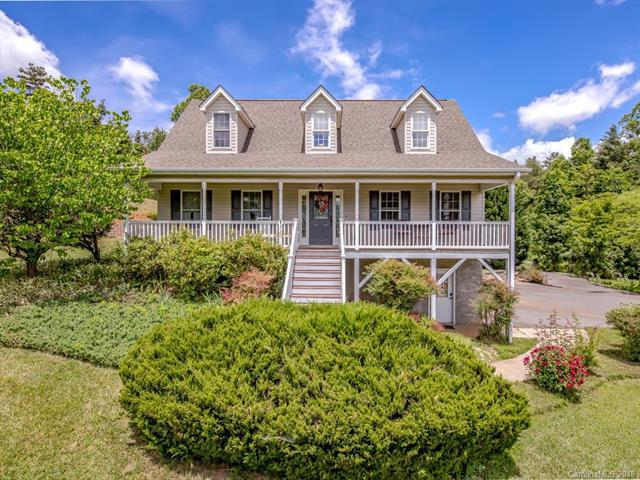 43 Double Brook Drive, Weaverville, NC 28787 (#3397383) :: Odell Realty Group