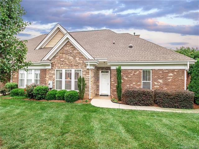 2711 Circa Drive, Matthews, NC 28105 (#3397424) :: High Performance Real Estate Advisors