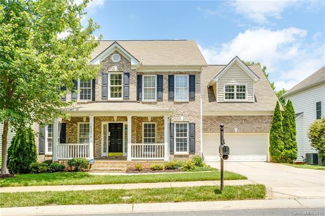 14307 Harvington Drive, Huntersville, NC 28078 (#3397445) :: Odell Realty Group