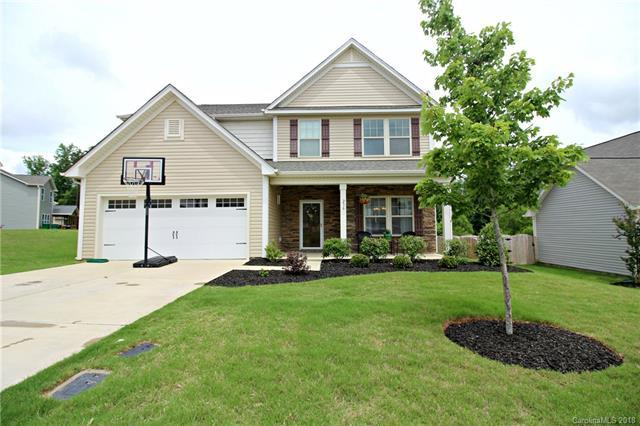 236 Whispering Hills Drive, Locust, NC 28097 (#3397464) :: LePage Johnson Realty Group, LLC